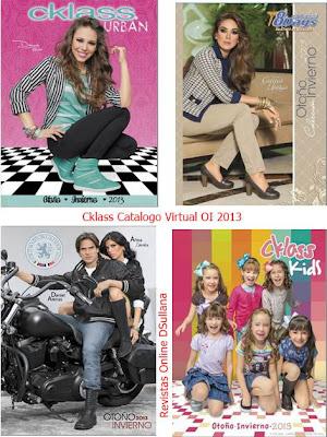 portada catalogo cklass 2013 OI