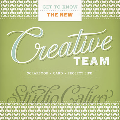 Studio Calico Creative Team 2013
