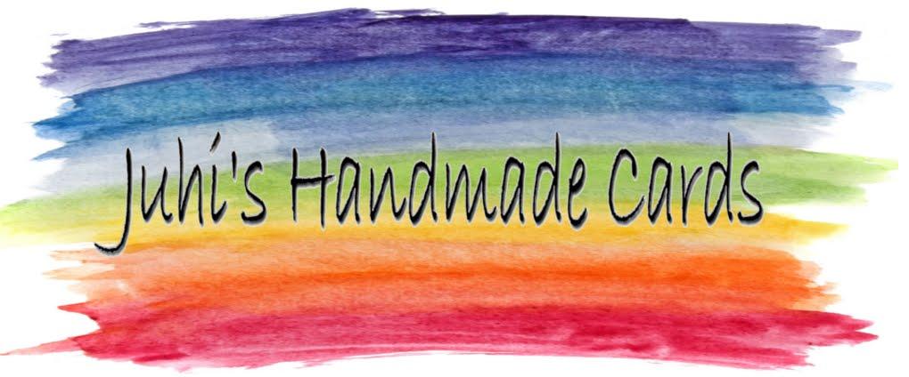 Juhi's Handmade Cards
