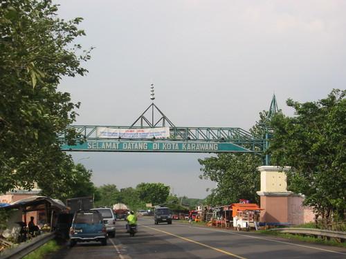 Selamat Datang di Kota Karawang