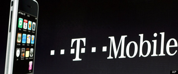 Photo Courtesy of Associated Press. iPhone™ Apple Inc. T-Mobile™ Deutsche Telekom AG