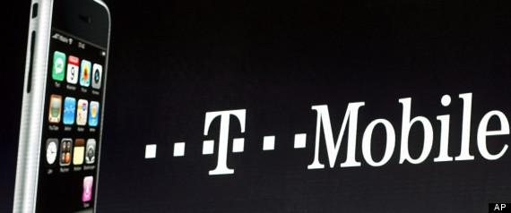 Photo Courtesy of Associated Press. iPhone™ Apple Inc. T-Mobile™ Deutsche Telekom AG