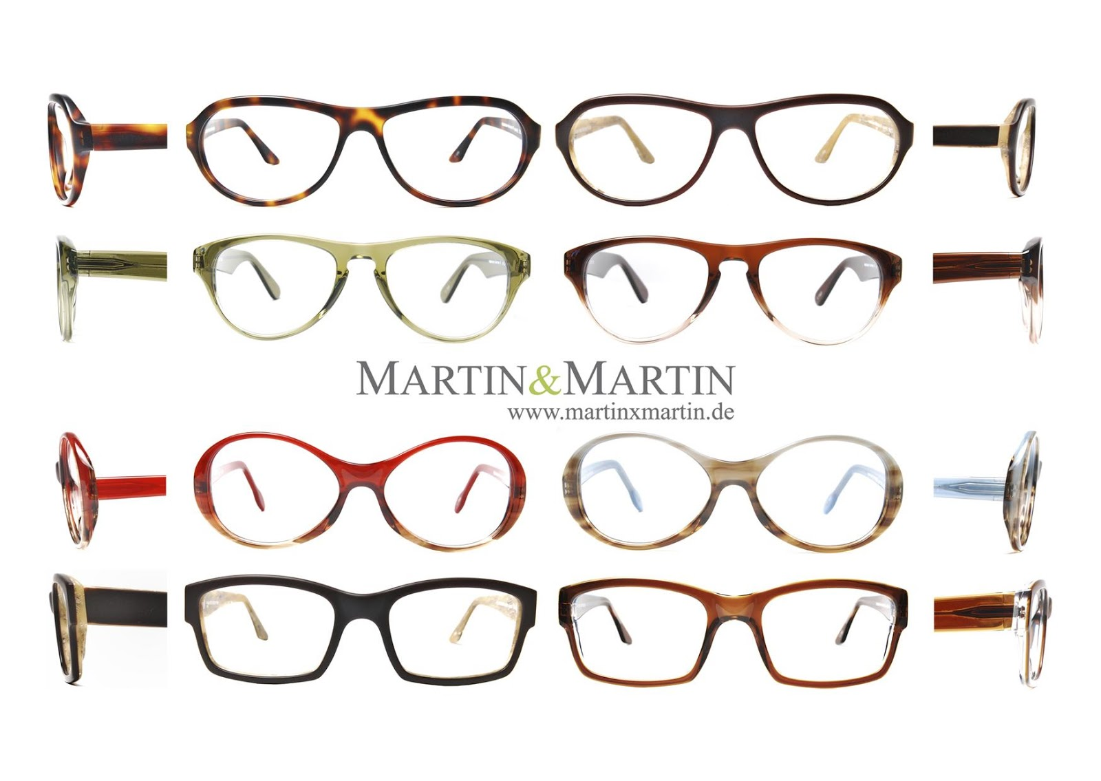 Michael Holmes Premium Eyewear: New Martin & Martin Just Arrived