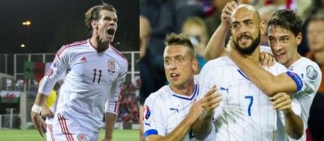 Eliminatorias Eurocopa Gareth Bale País de Gales