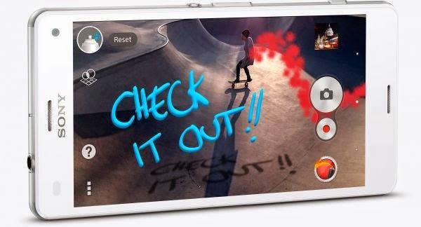 Sony Xperia Z3 Compact,Review Sfesifikasi.