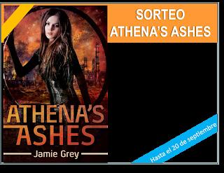 Sorteo internacional Athena's Ashes