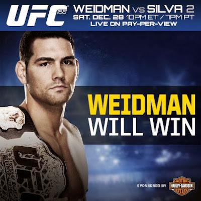 UFC 168 streaming