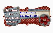 I Won Nov 2014