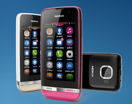 gadget ponsel harga hp nokia asha terbaru agustus 2013