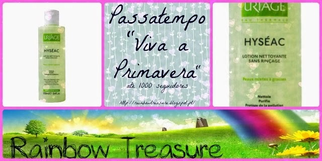 "Passatempo ""Viva a Primavera"""