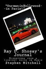 Ray D. Shosay's Journal
