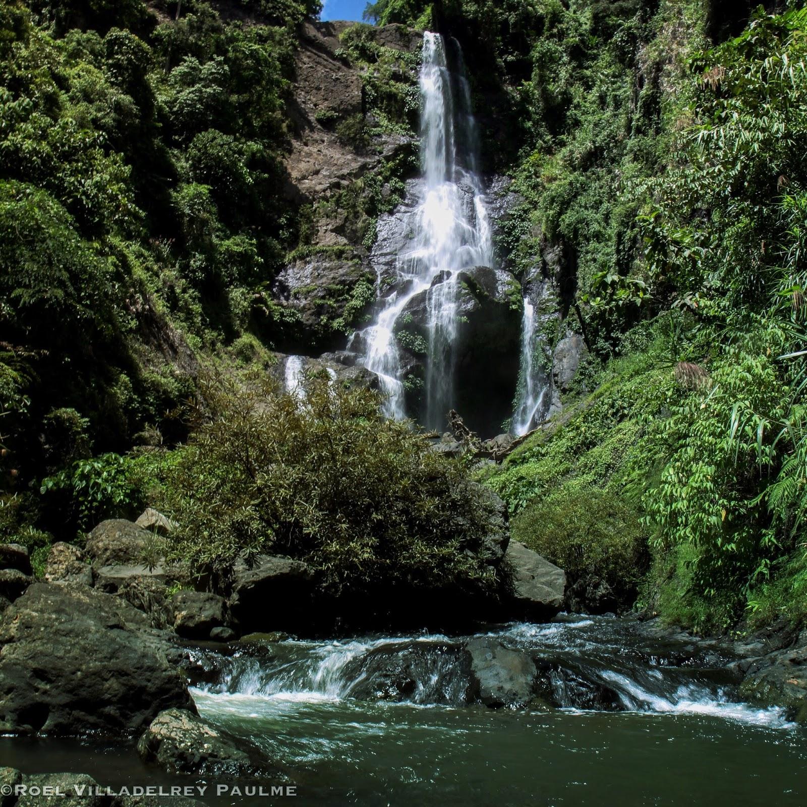 Glorious Ganano Falls, Baguio Village, Diffun, Quirino