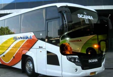 Harga Tiket Bus Shantika Lebaran 2015