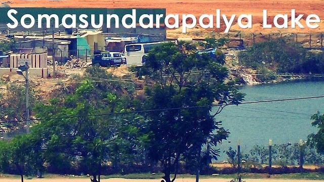 Somasundarapalya Lake HSr Layout