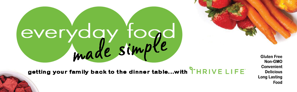 Everyday Food Made Simple