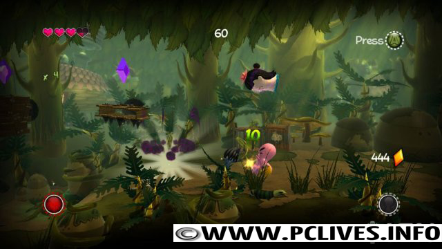 full and free pc game Scarygirl 2012 full version