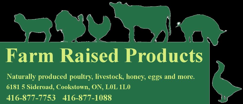 Farm Raised Products