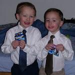 Jonathan and Daniel