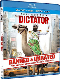 The Dictator [2012] [720p BdRip] [Dual Español Latino-Inglés] [DF-FS-UL]