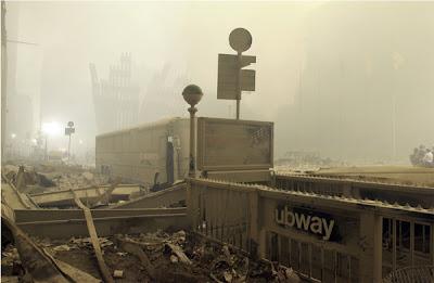 la ciudad antes de los atentados del 11s
