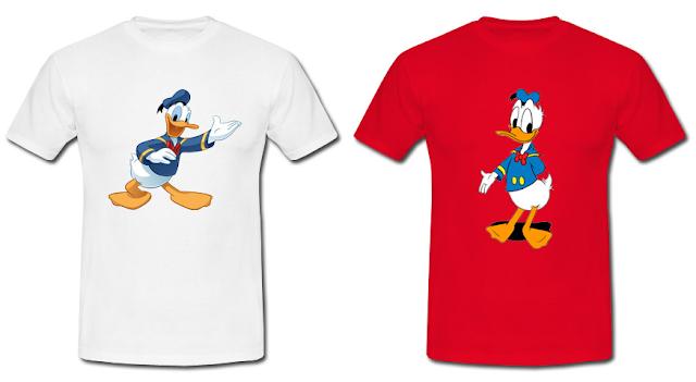 koszulki Kaczor Donald
