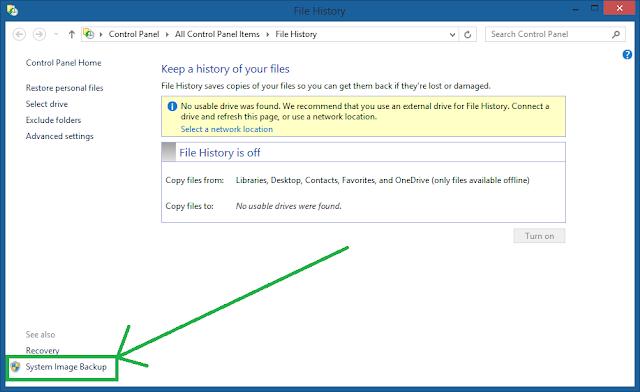 5 Cara Membuat Image Ghost Windows 8 / 8.1 | Reza X