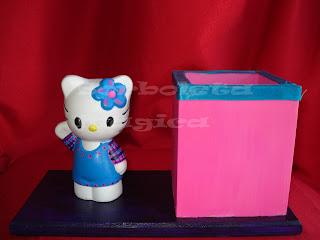 Porta Lápis Porta+lapis+hello+kitty