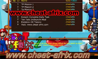 Cheat Ninja Saga Valentine 2013 Simple Cheat-Afrix