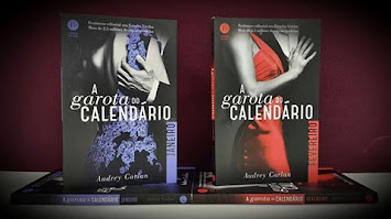 A escritora americana Audrey Carlan divulga sua série 'A garota do calendário', da Editora Verus.