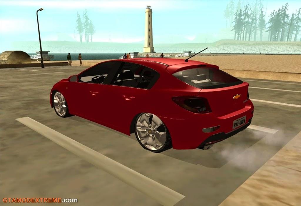 Baixar carro Chevrolet Cruze Hatch Para GTA San Andreas