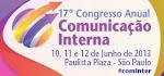Agende-se para o 17º Congresso Anual de Comunicação Interna