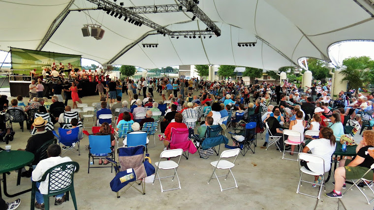 Hal Harris Orchestra at Riverscape Big Band Nights