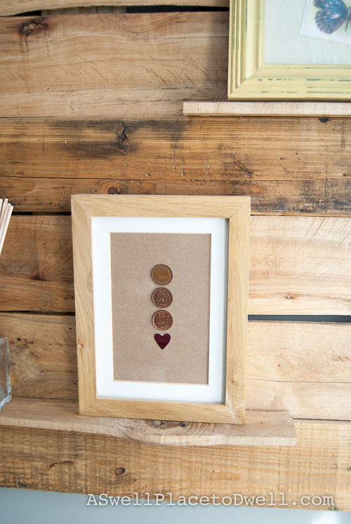 DIY Penny Art