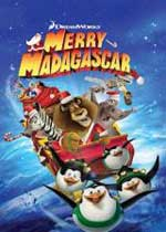 Feliz Madagascar (2009) DVDRip latino