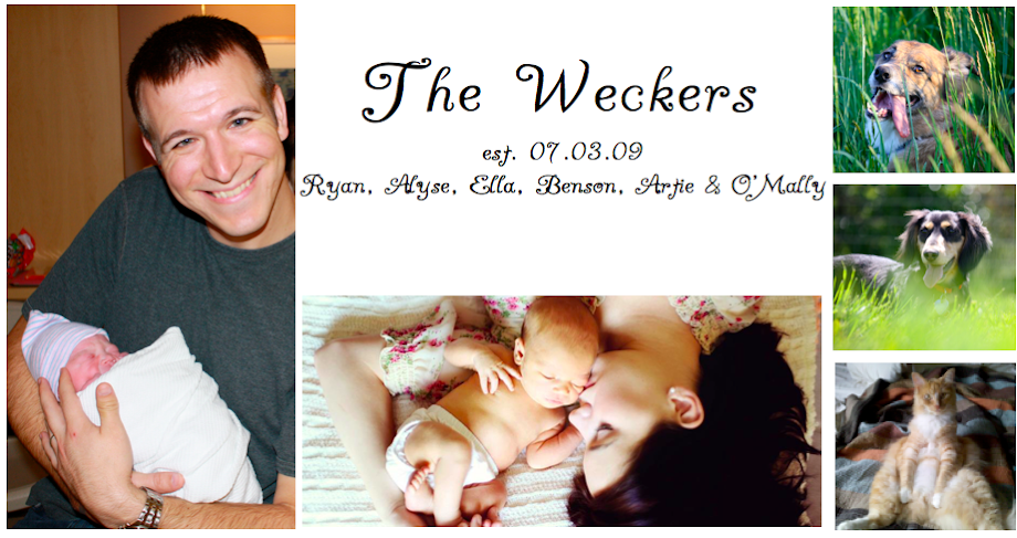 Ryan & Alyse Wecker