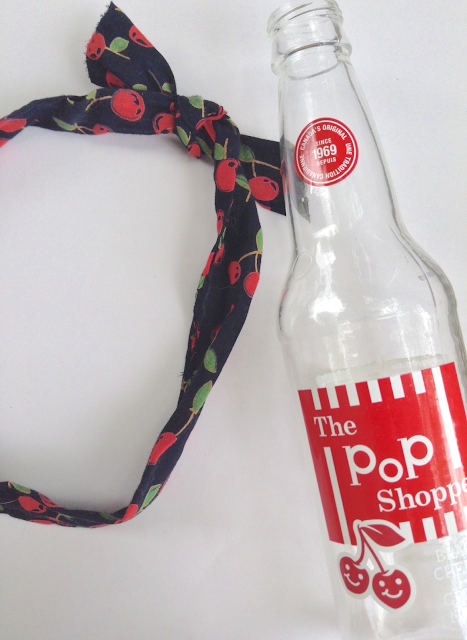 Easy DIY Headscarf