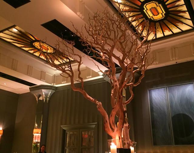 Fera at Claridge's decor