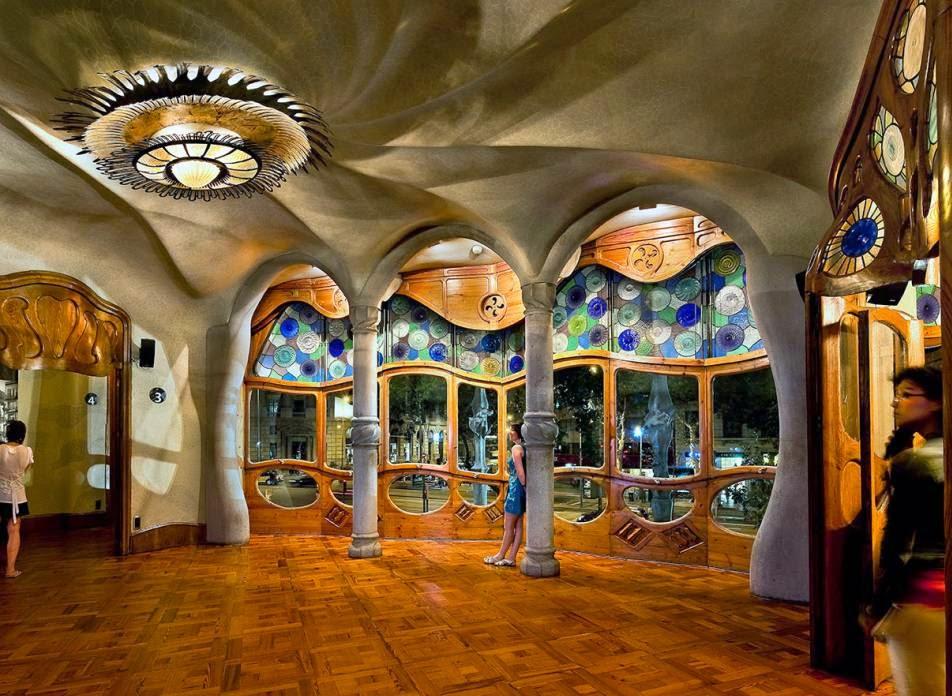 D a 115 antoni gaud el arquitecto que hizo a - Trabajo arquitecto barcelona ...