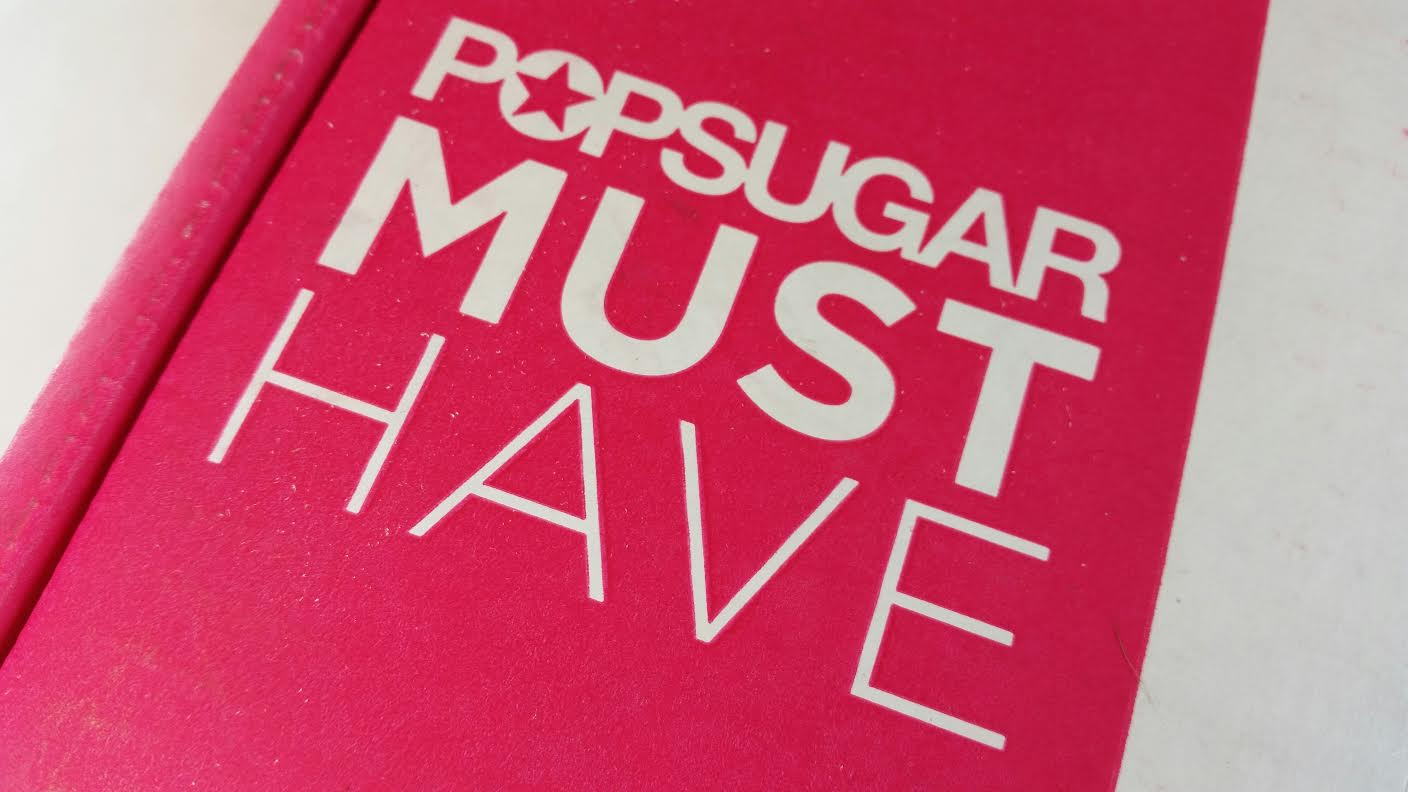 Popsugar must have february 2015 review and coupon code bits and