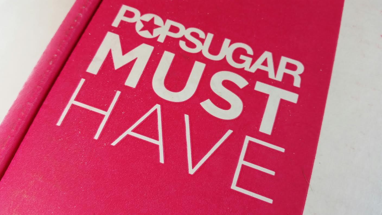 Popsugar Must Have box blog