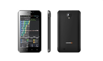 Cross Andromeda A26 harga dan spesifikasi, Cross Andromeda A26 price and specs, images-pictures tech specs of Cross Andromeda A26