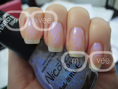 Nicole by OPI: Top of my World