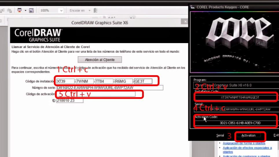 keygen corel draw x6 descargar gratis