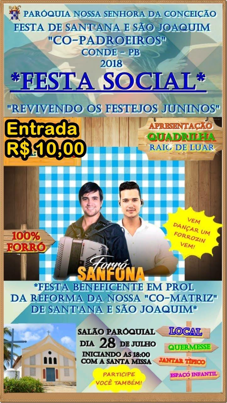 FESTA DE SANT'ANA