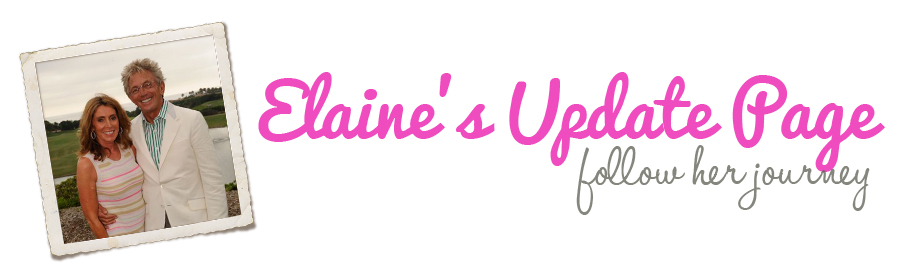 Elaine's Update Page