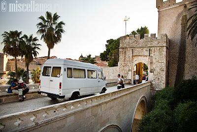 Dubrovnik gate