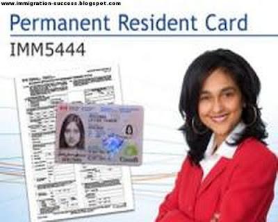 Canada PR Card Renewal status