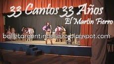 33 Cantos 33 Años