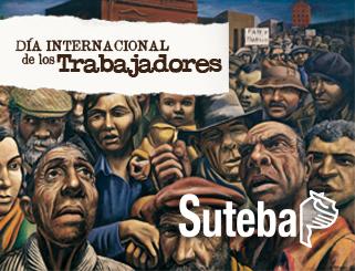 UN SALUDO A TODOS LOS TRABAJADORES