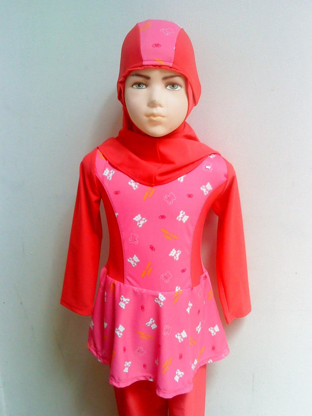 Cantik Baju Renang Anak